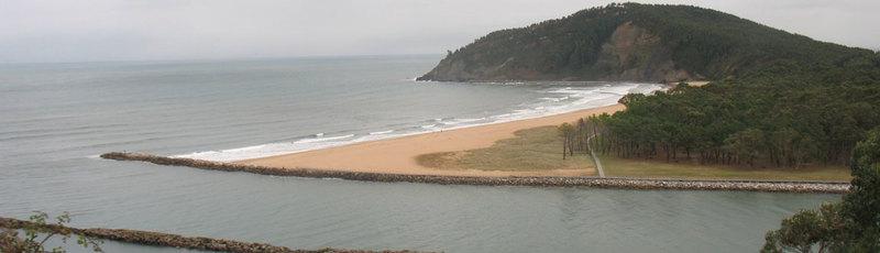 desembocadura ría
