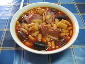Fabada Asturiana, Bar restaurante casa nicasia